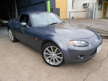 2007 Mazda MX-5  Grey 4 Speed Automatic Convertible Yeerongpilly Brisbane South West Preview