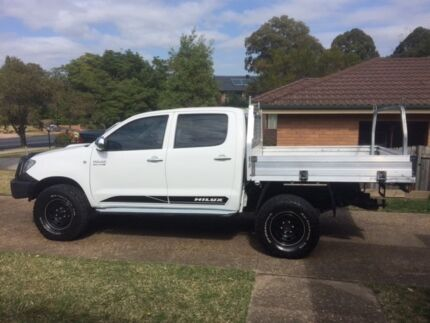 2010 Toyota Hilux 4WD TURBO DIESEL MANUAL - CHEAP!