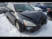HONDA  ACCORD 2003/2007 FOR PARTS ONLY