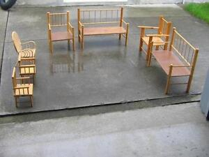 DOLL FURNITURE - REDUCED