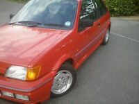 Ford fiesta xr2i very good condition