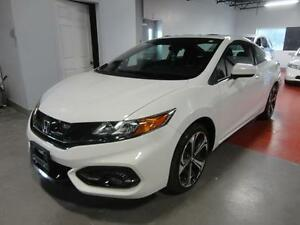 2014 Honda Civic Si Coupe (Mags, Air, Toit)