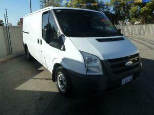 2008 Ford Transit VM Low (MWB) White 5 Speed Manual Van Wangara Wanneroo Area Preview