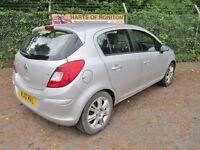 Vauxhall Corsa 1.4i SE 16V 5dr Auto (silver) 2010