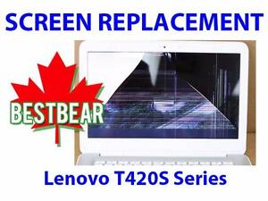 Screen Replacment for Lenovo T420S Series Laptop