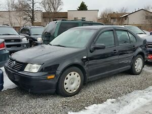 2002 Volkswagen Jetta TDI- SAVE BIG ON GAS