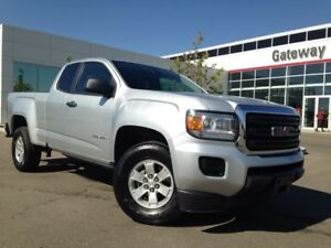 2015 GMC Canyon EXT CAB 4X2, 6 ft. box 128.3 in. WB Backup Camer