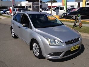 2007 Ford Focus LT CL Silver 4 Speed Automatic Hatchback Sutherland Sutherland Area Preview