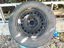 Tyre and Rim for 1981-82 Mercedes 280SE Sedan Balaklava Wakefield Area Preview