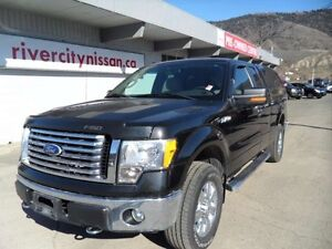 2010 Ford F-150 FX4 4x4 Super Cab 6.5 ft. box 145 in. WB