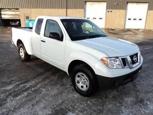 2014 Nissan Frontier Ext cab 2 wd 4 cyl auto Want Fuel Economy?