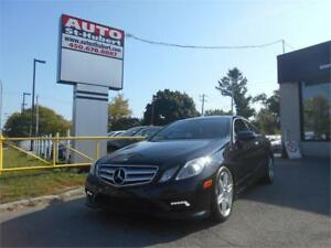 MERCEDES-BENZ E550 COUPE 2010 **AMG PACKAGE**