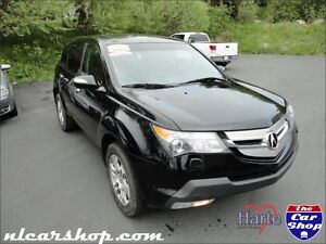 2009 Acura MDX 7 passenger AWD only 71,000km - nlcarshop.com