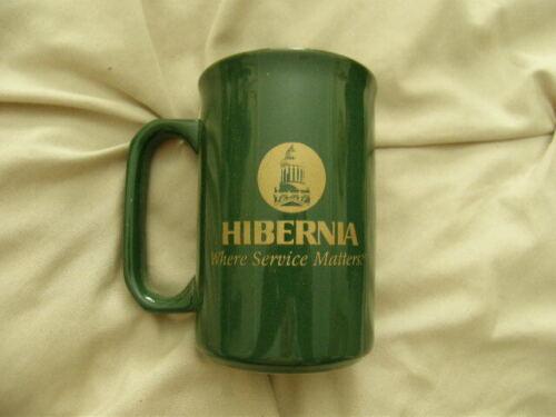 Hibernia Bank New Orleans LA Mug Excellent for Coffee, Tea, Cocoa New FREE 48
