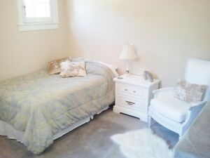 Furnished Master Bedroom in 2bd mainfloor High Park August 1st