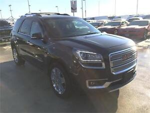 2014 GMC ACADIA DENALI (black on black)