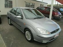 2005 Ford Focus LR CL Silver 5 Speed Manual Sedan Coopers Plains Brisbane South West Preview