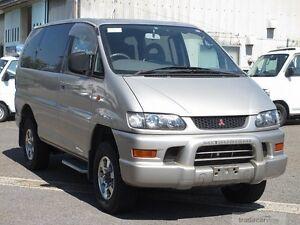 1998 Mitsubishi Other spacegear Minivan, Van