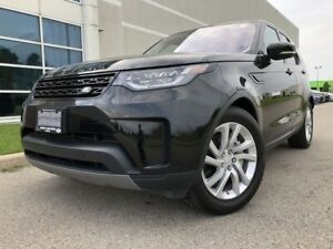 2018 Land Rover Discovery HSE | Vision Assist Package | Cold Cli
