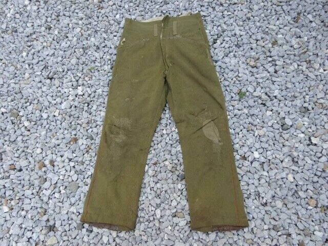 WW2 Imperial Japanese Army trousers Military Antique Free/Ship!! 2
