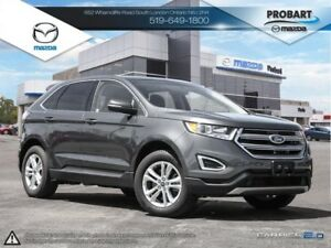 2016 Ford Edge | SEL | Leather | Moonroof | Bluetooth