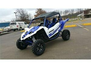 BLOWOUT!!!!!!    2016 yamaha YXZ1000R Blue ONE ONLY!  SAVE BIG $