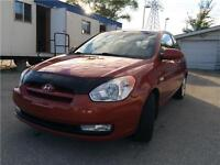 2009 Hyundai Accent Man GL w/Sport Pkg, Accident Free, Mint !