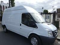 Ford Transit T350 LONG WHEEL BASE HIGH ROOF VAN NORTH LONDON