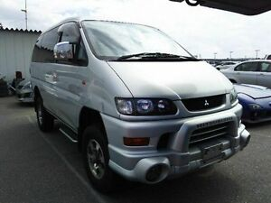 2003 Mitsubishi Delica SPACEGEAR Lift Kit Silver 4 Speed Automatic Wagon Taren Point Sutherland Area Preview