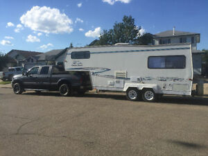 Kustom Koach 5th Wheel - Beautiful Condition - REDUCED PRICE