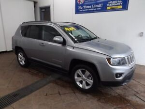 2016 Jeep Compass Sport 4WD High Altitude LEATHER SUNROOF