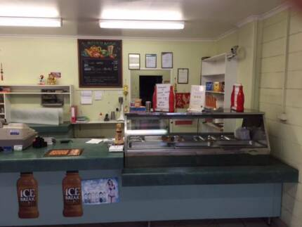The Hot Rocks Carvery & Snack Bar for Sale