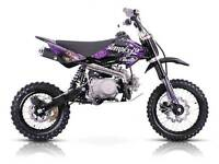 STOMP 110cc FXJ JUICEBOX PITBIKE