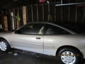 2002 Chevrolet Cavalier 2 door Coupe (2 door)