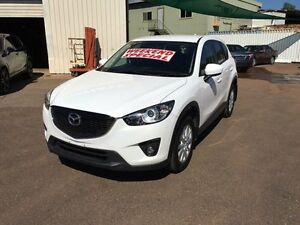 2012 Mazda CX-5 MAXX (4x4) Maxx (4x4) White 6 Speed Automatic Wagon Holtze Litchfield Area Preview