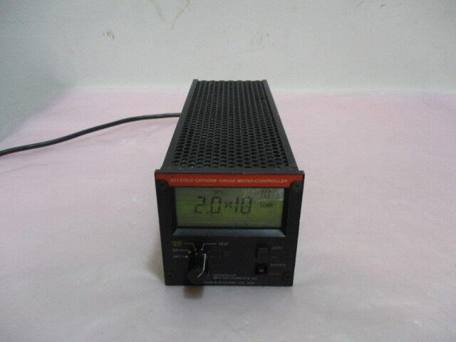 MKS HPS 421 Cold Cathode Gauge Micro-Controller, 416338