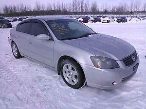 nissan altima 2005 V6