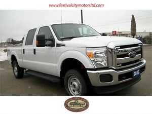 2015 Ford F-250 XLT Crew Cab 4x4 | CERTIFIED