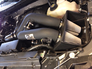 Used AFE stage 2 intake for eco boost