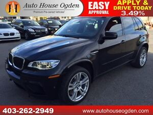 2013 BMW X5 M NAVIGATION BACKUP CAMERA 90 DAYS NO PAYMENT