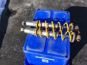 Front Shocks 2006 Mach Z1000
