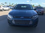 2015 Ford Territory SZ MK2 TX (RWD) Blue 6 Speed Automatic Wagon Pialba Fraser Coast Preview