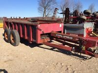 Hagedorn 225 Manual Spreader