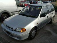 2000 SUBARU JUSTY GX A DRIVER SIDE REAR LIGHT (BREAKING)