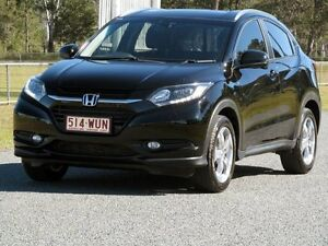 2015 Honda HR-V MY15 VTi-S Black 1 Speed Constant Variable Hatchback Stapylton Gold Coast North Preview