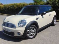 MINI HATCH ONE 1.6 ONE 3d 98 BHP (white) 2013