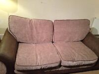 2 Seater Sofa bed in good condition, quick sale