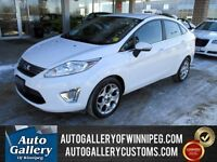 2011 Ford Fiesta SEL *Leather/Alloys*