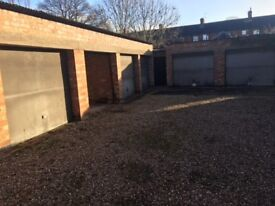 Garage for rent in SECURE compound for medium to long term storage of a motorbike or small car