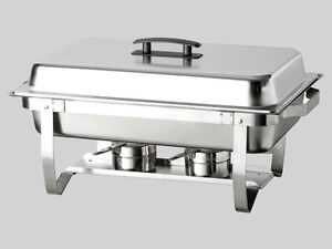 BRAND NEW CHAFING DISHES - BEST PRICE